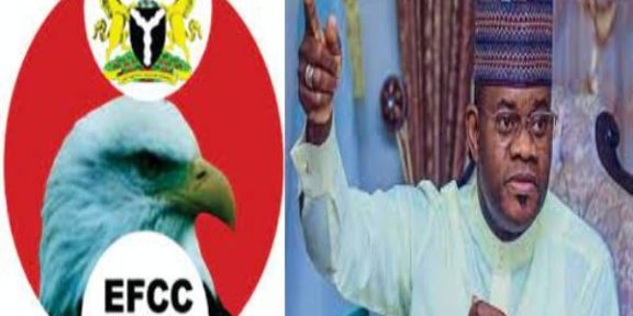 Latest Breaking News About Kogi State: EFCC withdraws case agaisnt Kogi State over bailout funds