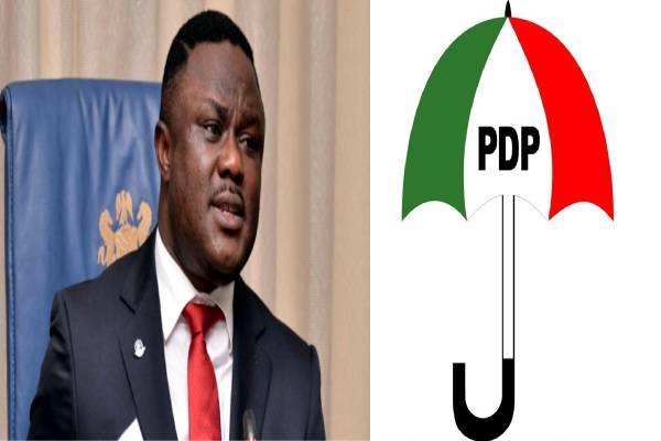 Latest Breaking News About Cross River State: Governor Ben Ayade, PDP in war of words over governance