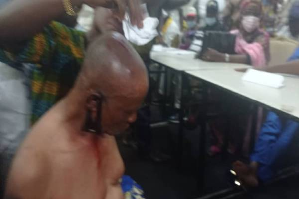 Latest Breaking Political News Today: Gunshots as hoodlums disrupt PDP Congress in Oyo