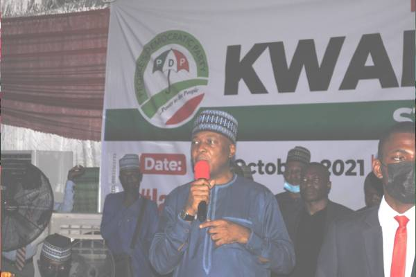 Latest Breaking Political News Today: Kwara PDP HOLDS STATE CONGRESS, ELECTS FORMER SPEAKER CHAIRMAN