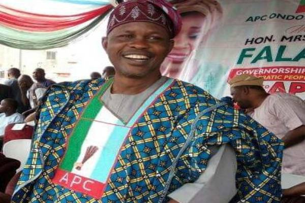 Latest Breaking Political News in Nigeria Today: Ondo APC returns Ade Adetimehin as Chairman