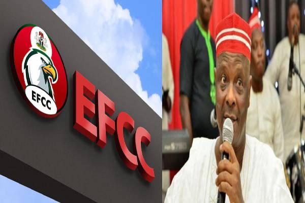 Latest Breaking News About EFCC: EFCC interrogates Former Kano Governor, Kwankwaso