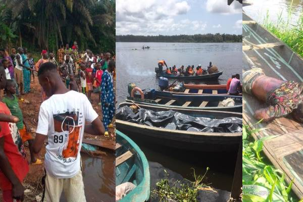Ondo boat accident: Four dead, nineteen injured- NSCDC