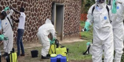 latest breaking news on Ebola outbreak in DR Congo