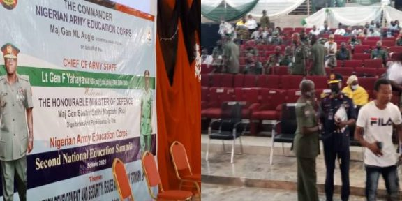 Army education summit underway in Sokoto
