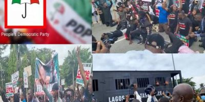 EndSARS Anniversary: PDP remembers slain victims, condemns renewed brutalisation