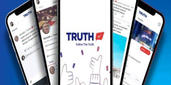 "Fmr U.S. president Donald Trump set to launch own social media platform ""TRUTH"""