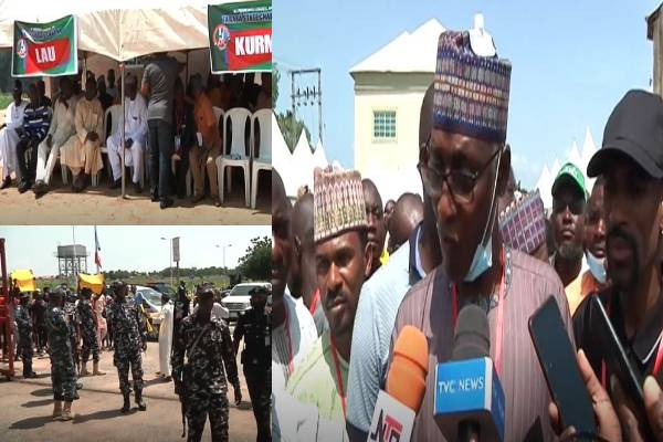 Taraba APC returns El-Sudi as chairman
