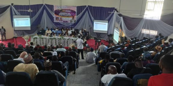 Reps Committee attends FUT Minna Bursary department maiden annual lecture