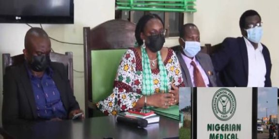 Ondo doctors lament over poor work condition, urges govt to pay full salary