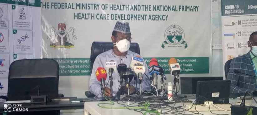 National Primary Health Care Development Agency, NPHCDA