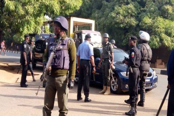 Police arrest four bandits in Adamawa over attack on Police divisional HQ