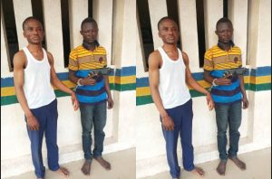 MICROFINANCE BANK STAFF ARRESTED FOR PLANNING HIS OWN ROBBERY