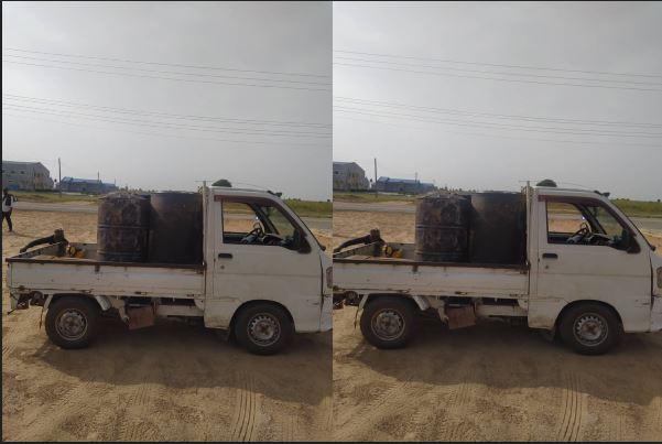 1000 litres of AGO meant for bandits intercepted in Zamfara