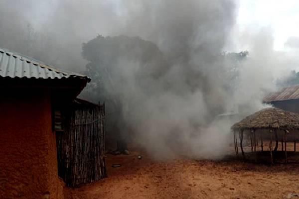 Security operatives raid bandits camps in Kaduna