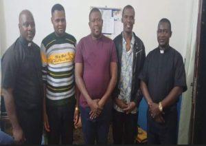 Latest news in Nigeria is that Seminarians regain freedom in Kaduna