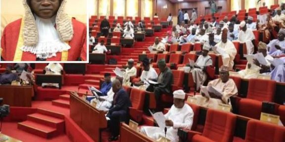 Senate confirms nomination of Justice Baba Yusuf as FCT Chief Judge