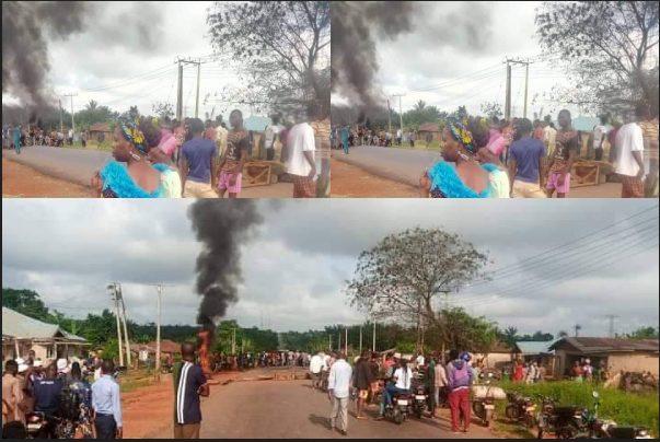 Vehicle knocks down three children of same mother in Ilesa