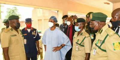 We'll recapture all inmates who escaped from Oyo prison - Aregbesola