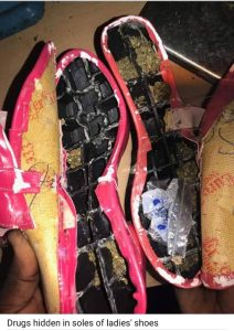 Latest news about NDLEA confiscating illicit drugs