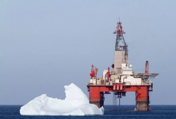 EU to seek ban on Artic oil and gas exploration