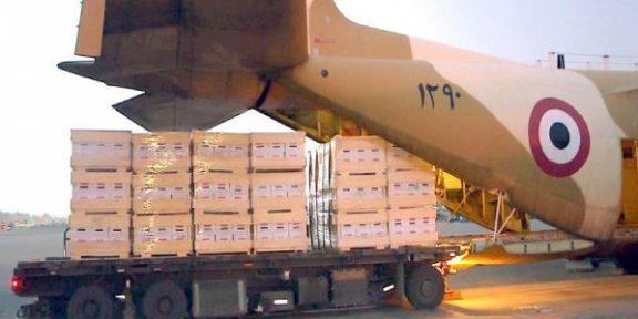 Egypt sends medical aid to Somalia