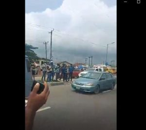 Latest Breaking News About Independence Anniversary: Protesters Storm Ojota, complain about insecurity, Others