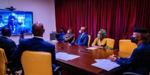 Former student celebrate Osinbajo on World Teachers' Day