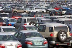 Prices of used vehicles soar over freight, clearing charges