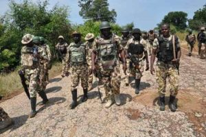 Troops Foil attack on repentant families in Damboa