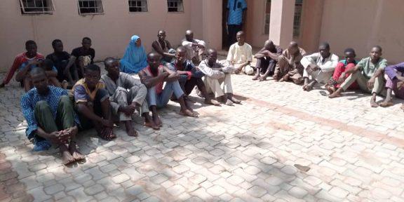 Police kill five bandits, arrest 20 in Zamfara